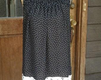 Polka Dot and Bows Dress