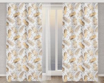 Curtain Modernistic Jungle III