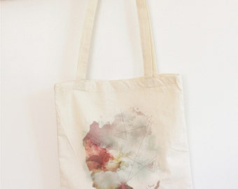 TOTE BAG ABSTRACT#1