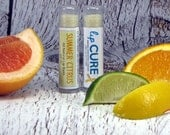 Summer Citrus All Natural Lip Balm with funds going to cancer research