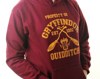 harry potter sweatshirt etsy fr. Black Bedroom Furniture Sets. Home Design Ideas