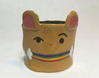 Str8 Face Rainbow Friend [[sponge holder]]