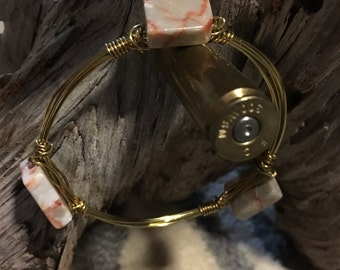 Handmade Bracelet (Peach)