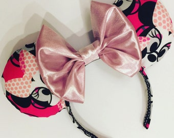 Hipster Minnie Ears
