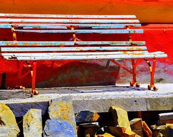 Kaapse Klopse Festival Bench