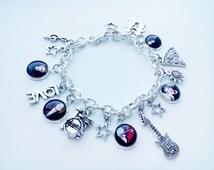 5 seconds of summer sharm bracelet - 5 sos jewelry