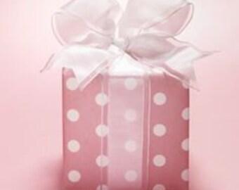 Gift Wrap of Small Item