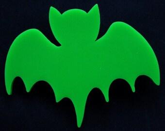 Mischief After Midnight - Al-Ghul the bat brooch