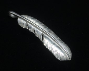 Tail Feather Pendant