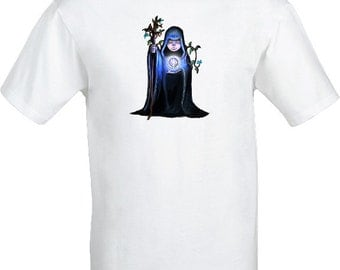 T-Shirts Druid Boy Wizard Cast A Spell And To Conjure