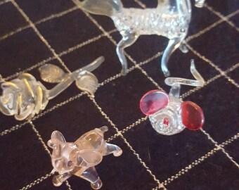 miniature glass