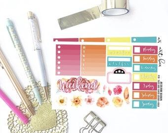 Deluxe | Autumn Bloom | Planner Kit