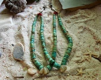Vintage Native American Turquoise Necklace