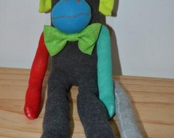 King Sock Monkey
