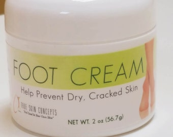 TrueSkin Foot Cream