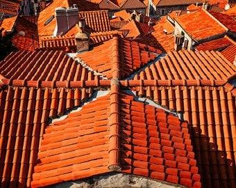 Croatia Photography, Travel Photo, European Photo, Architecture Print