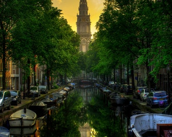 Dreaming of Amsterdam