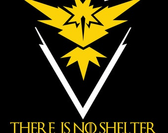 Team Instinct - There Is No Shelter From The Storm