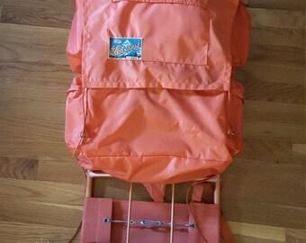 Vintage Hiking Backpack