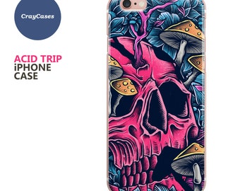 Acid Trip iPhone Case, Acid Trip iPhone 6s Case, Acid Trip iPhone 7 Case, Acid Trip iPhone 6 Case, Also for 6/s Plus (Shipped From UK)