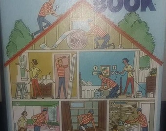 The Complete Family Home Repair Book/1972/Vintage/Old/Information/How to Book/1970s/DIY/DIY book/Instructions/How to fix it/Fix it All/Handy