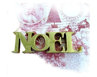 Christmas Noel - Noel Ornament  - Noel decor - Noel -   # 5