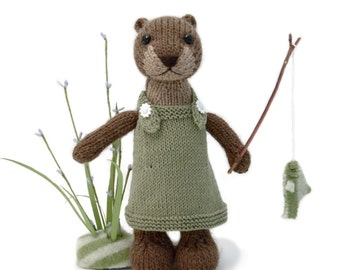 River Otter Knitting Pattern