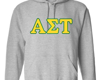 alpha sigma tau shirt sorority shirt alpha sigma tau greek lettered shirt greek letters shirt ast greek letters sorority letter shirt