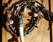 Doll Arm Necklace