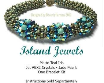 Island Jewel Bracelet Kit-refill  *Instructions not included*