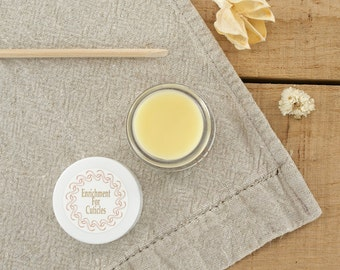 All Natural Cuticle Cream | Cuticle Balm, All Natural Skin Care, Cream for Cuticles, Hand Care | Enrichment for Cuticles