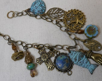 Patina Treasures Bracelet