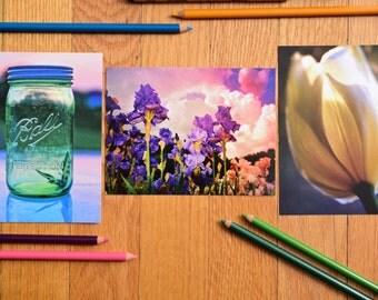 6 Postcards