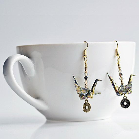 paper earrings handmade paper jewellery tutorial - photo #48