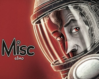 Misc Anthology Graphic Novel and Print-Set