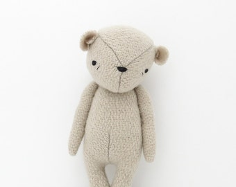 the dear ones | bear (made to order) soft toy