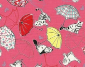 Radiant Girl Fabric by Lecien - 49180-21 Pink - 1/2 or 1 yard