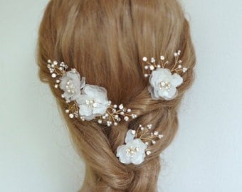 wedding hair accessorieslarge bridal hair bs pearl