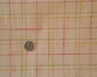 YW003 ~ Yellow fabric Green stripes Pink stripes Yellow stripes Plaid fabric Raised stripes