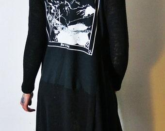 Moonblood Midi Cardigan