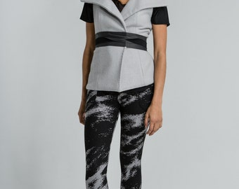 WINTER SALE - Nebula Legging Pant With Pockets