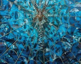 The Guardian Spider 8 x 10 - Giclée Fine Art Print