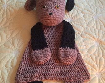 Puppy Dog Rag Doll Toy/Lovey