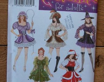 2006 simplicity patten 4046 misses costumes sz 14-20 uncut