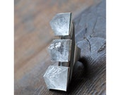 SOLD Dollybird Ice Crystal Ring