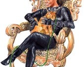 Catwoman 68 Eartha Kitt P...