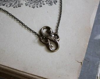 Art Nouveau Necklace - Bridesmaid Necklace