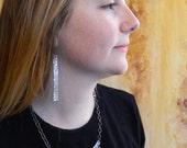 Waterfall bib necklace
