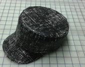 Water repellant shorty cap, unisex style. Free shipping in the US