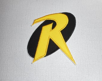 Free Shipping Ready to Ship R   Machine Embrodiery iron on applique